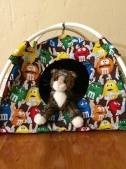 Cat and Dog Tent